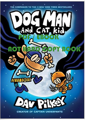 [PDF][EBOOK]Dog Man And Cat Kid # 4 :From the Creator of Captain Underpants