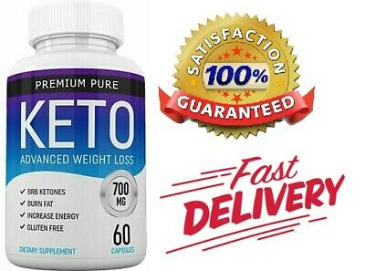 Premium Pure Keto Advanced Weight Loss - Fast & Free  Delivery