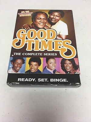Good Times: The Complete Series Boxed Set