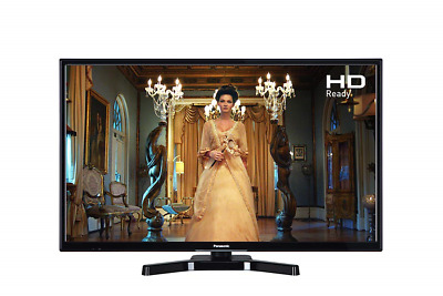 Panasonic TX-32E302B 720p HD Ready 32-Inch LED TV with Freeview HD - Black 2018