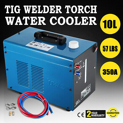 HTP Arctic Chill 5460 220v TIG Welder Torch Water Cooling Cooler Flow Alarm