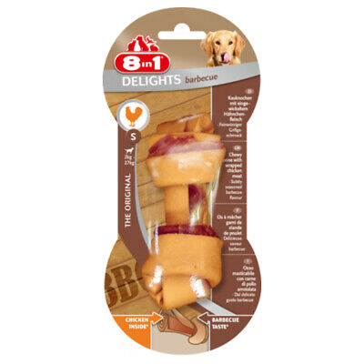 Friandise Delights Barbecue S pour Petit Chien - 8in1