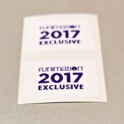 Funko POP! - Replacement Sticker - Funimation 2017 Exclusive (sold individually)