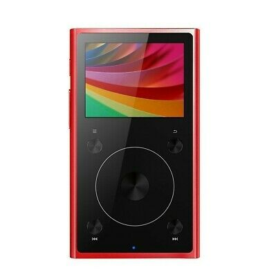 FiiO X1 ( 2nd Generation) Portable High-Resolution Lossless Music Player (Red)