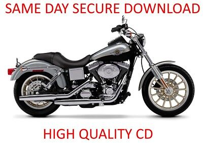 electrical diagrams fxd/fxdx dyna super glide service/repair manual  1999-2005 usa