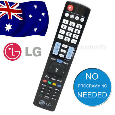 BRAND NEW Genuine LG 3D TV Remote Control AKB73615309 for 47LM6200 55LM7600 AU