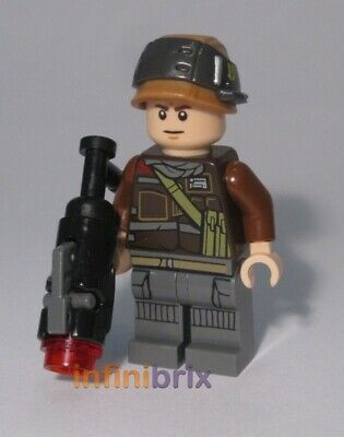 Lego Rebel Trooper Private Calfor Minifigure from set 75164 Star Wars NEW sw805