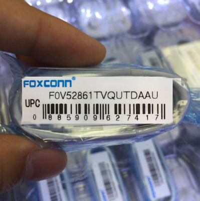 1M/2M FOXCONN OEM USB charger cable For Apple Charger iPhone iPad 7 X 8 6 5S XR