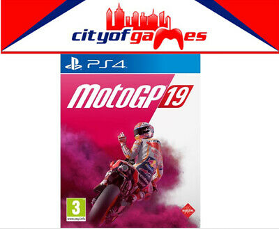MotoGP 19 PS4 Game Brand New & Sealed In Stock