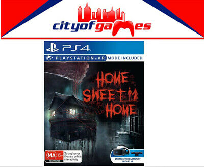 Home Sweet Home PS4 Game Brand New & Sealed Pre Order