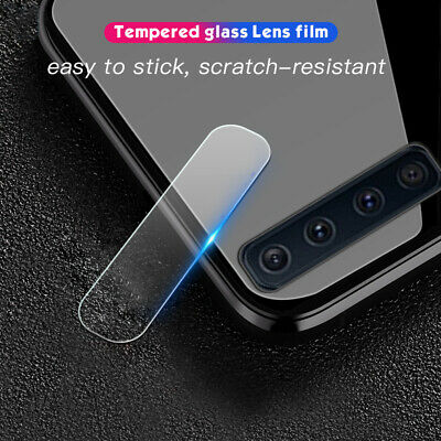 For Samsung Galaxy A7 A9 2018 M10 Camera Lens Tempered Glass Screen Protector sm