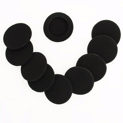 5 Pairs Foam Ear Pads Cushion Earpads Pillow Cover for Philips SHS390 Headphones