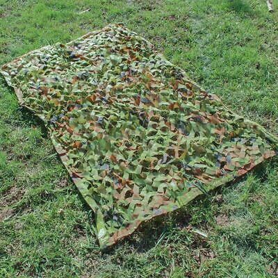 Outdoor Camouflage Net Jungle Military Camouflage Netting Camo Tent Car Cover