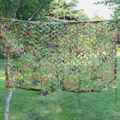 Jungle Camouflage Net Woodlands Military Hunting Camouflage Mesh Camo Tent shed