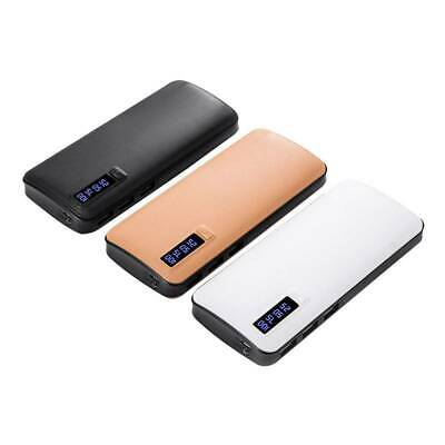 Portable 20000mAh External Power Bank Pack Battery USB Charger For Mobile Phone