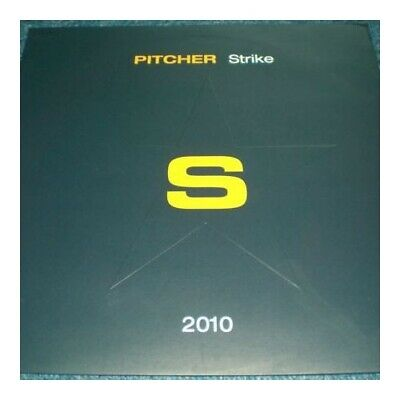 "12"": Pitcher - Strike - Superstar Recordings - SUPER DJ 2010"