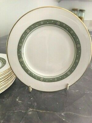 8 at ONLY £1 EACH Royal Doulton RONDELAY H5004 Side or Tea Plate - 17cms