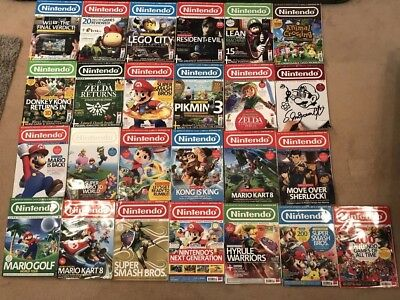 Official Nintendo Magazine - The Last 25 Issues Almost! + 20 Posters!