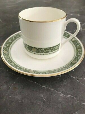 ONLY £1.50 EACH SET! Royal Doulton RONDELAY H5004 Coffee Cup & Saucer