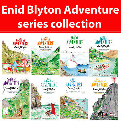 Enid Blyton Adventure series collections books box set Classics for Children