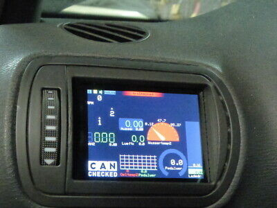 "CANchecked 2.8"" Display Audi A3 / S3 (8L)"