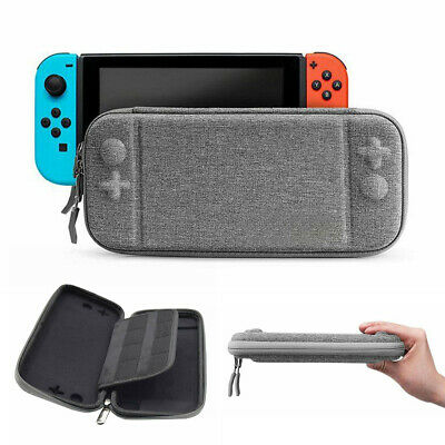 Nintendo Switch EVA Hard Case Game Console Protective Shell Carry Bag Storage
