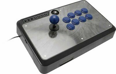 Official Sony PlayStation Licensed 8-Button Arcade Stick for PS4 and PS3