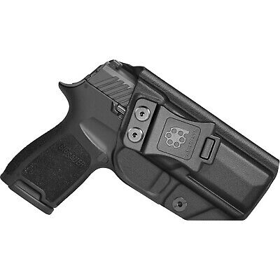 B.B.F Make IWB KYDEX Holster Fit: Sig Sauer P320 Carry/Compact