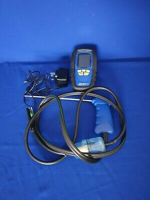 Anton Sprint V2 - Telegan gas monitoring Sprint Analyser - Power-on Tested ONLY