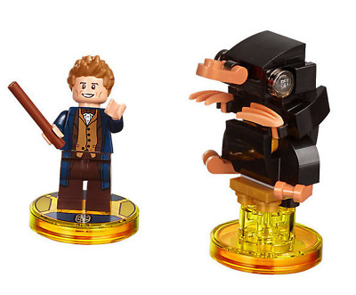 LEGO Dimensions Harry Potter 71253 - Newt Scamander and Niffler Minifigure!