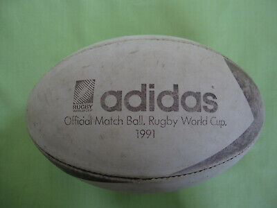Ballon Rugby Vintage Adidas World cup 1991 Wallaby Made in France