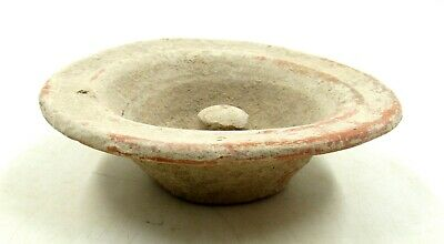 Authentic Ancient Roman Legionary Terracotta Bowl - L695