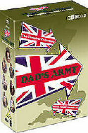 Dad's Army - The Complete Collection [DVD] [1968] New UNSEALED MINOR BOX WEAR