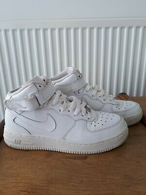 Nike Air Force 1 size 8 in white in RM9 London for £15.00