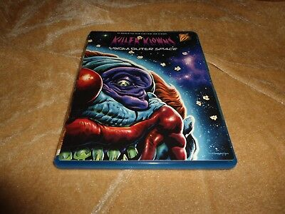 Killer Klowns From Outer Space (1988) [1 Disc Region: A Blu-ray]