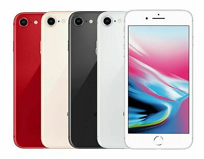 Apple iPhone 8 (PRODUCT)RED Factory Unlocked 4G LTE iOS Smartphone