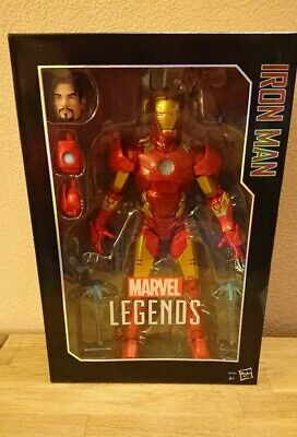 Marvel Legends Series - Avengers Iron Man - 30CM - New