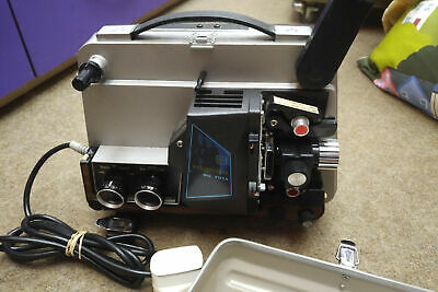 Vintage Raynox DU707 A 8mm Film Projector