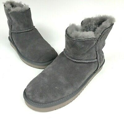 65000b3d93e KOOLABURRA UGG CLASSIC Mini Winter Suede Boot 1015209 Women's US 6 ...
