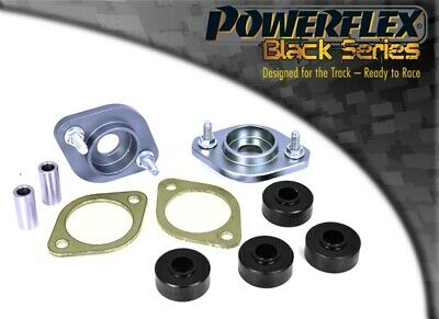 Powerflex PU Domlager BMW E30 E36 E46 Z1 Z3 Z4 12mm Federbeinlager HA Black Seri