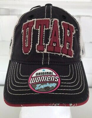 Other Unisex Clothing Unisex Clothing University Of Utah Utes Ncaa Flex Fitted Hat New Cap By Zephyr G45