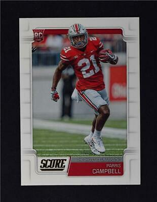 2019 Score Football Base Rookies #351 Parris Campbell RC