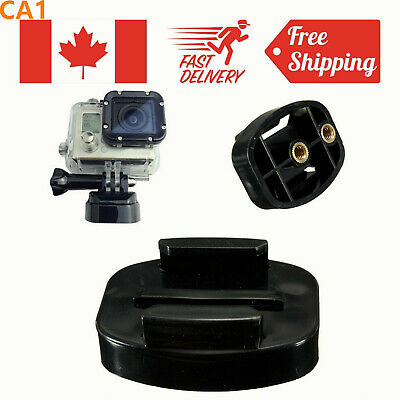 Quick Release Camera Tripod Mount Adapter for Gopro Go Pro HD Hero 4 3+ 3 2 1