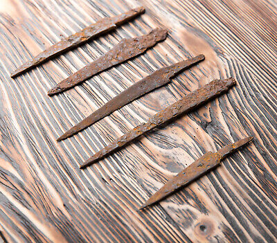 Medieval Iron Knifes c. 8th-10th Century AD Authentic Artifacts