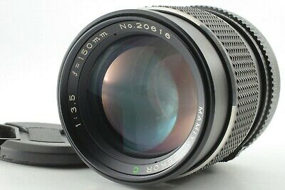 【EXCELLENT+5】 Mamiya Sekor C 150mm f 3.5 N Lens for 645 PRO TL 1000S from JAPAN.