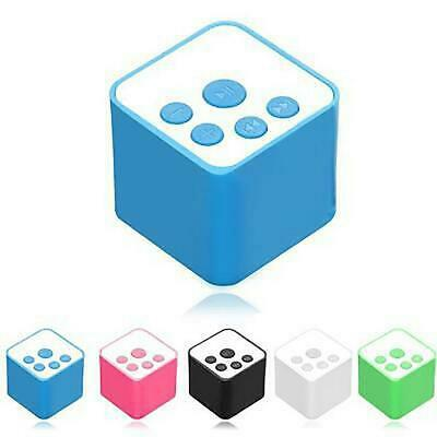 Portable Wireless Bluetooth Rechargeable Speaker USB/TF/FM Radio Stereo-Bump New