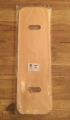 """Therafin SuperSlide 29"""" Wooden Transfer Board with Perpendicular Hand Holes NEW!"""