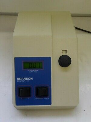 Branson Sonifier 150 D Ultrasonic Liquid Processor
