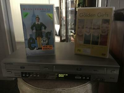 Samsung Dvd-V540 Vhs Vcr + Dvd Combo Player - Remote - Clear Pictures - Buy Now