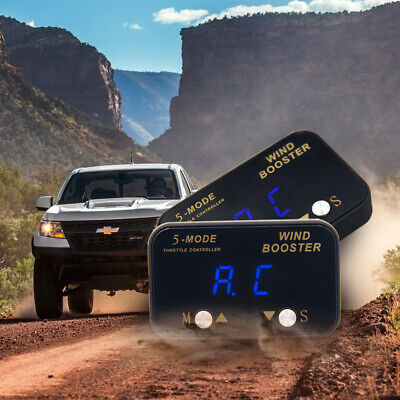 Windbooster 9-MODE 3s Throttle Controller Ultrathin for Ford Ranger 3.2